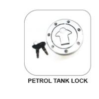 Pulsar 180 Petrol Tank Lock