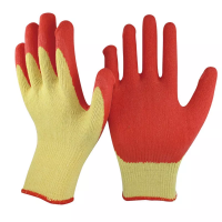Latex Dipped Safety Glove