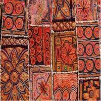 Handicraft Fabric Art