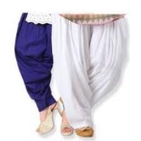 Plain And Printed Ladies Patiala Leggings