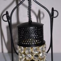 Designer Crystal Lantern
