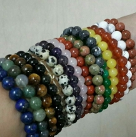 All Agate Stone Braclets