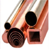 Copper Tubes For Automobile Industries