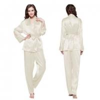 Popular Sheer Silk Robe