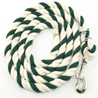 Cotton Horse Lead Rope 6 Feet