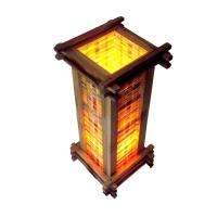 Bamboo Mat Lamp Shade
