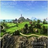 Full HD Vision Sensor Screen Golf
