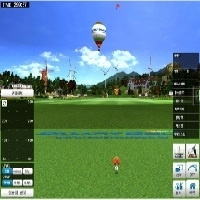 High Quality Vision Sensor Batting Screen Golf