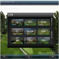Smart Golf Screen
