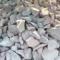 Raw Bauxite Lumps (Low Iron) Fe2O3 2% Max
