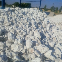 Raw Magnesite Lumps And Powder