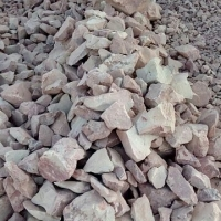 Low Iron Bauxite Ore