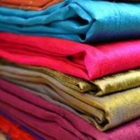 100% Silk Fabrics
