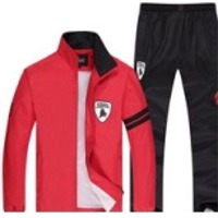 Mens Zip Openng Track Suit