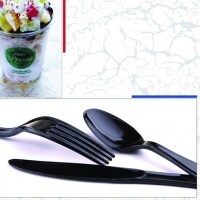 Plastic Cutlery Spoon, Fork And Knife