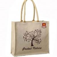 Juco ( Jute + Cotton ) Promotional Bag