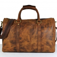 Leather Luggage & Travel Bags