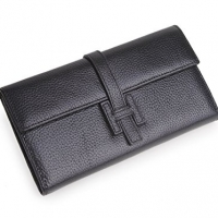 Leather Clutch Purses