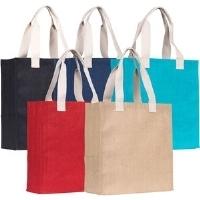 Jute Coloured Bags