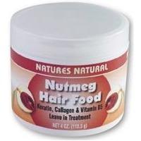 Natures Natural Nutmeg Hair Pomade