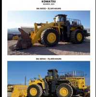 WA900 3EO Wheel Loader