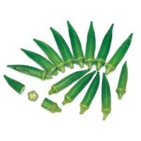 Liv+ Okra (Hybrid) Seeds