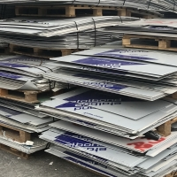 Etalbond sheets & offcuts (Aluminium+PE)