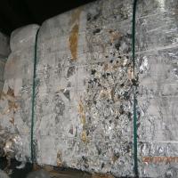 Alu/Paper in bales