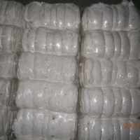 PP/PE White Offcuts From Diapers