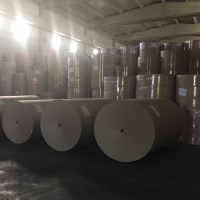 Semi-kraft Liner Paper Rolls
