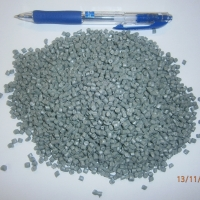 PE Grey Repro Pellets