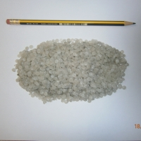 PE/PA Clear Repro Pellets