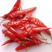 Wrinkle Dried Red Chilli