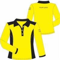 Double Colour Polo T-shirt