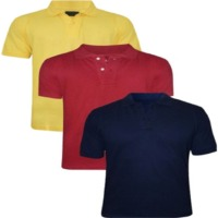 Polo T-Shirts With Neck Lining
