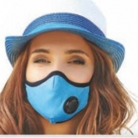 4 Ply Antimicrobial/viral Protection Mask
