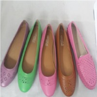 Perforated Designed Shoes