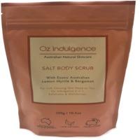 Salt Body Scrub