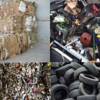OCC, Paper, Plastics, Tyres Scarp
