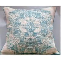 Mandala Printed Cushion With Cord