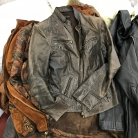 Used Leather Jackets