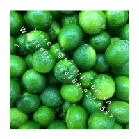 Seedless Limes