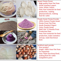 Sweet Potato Power - Jackfruit Seed powder