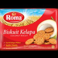 Roma Coconut Cookies