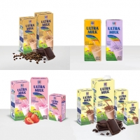 Ultra Milk UHT Flavored Milk