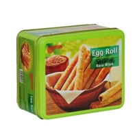 Egg Rolls Sesame Tin 300 gram
