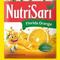 Nutri Sari Healthy Fruit Powder Drink