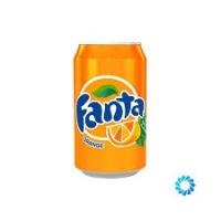 Fanta Can 330 ml