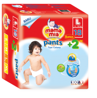 Mamamia Baby Diapers Tape (Velcro) / Pants