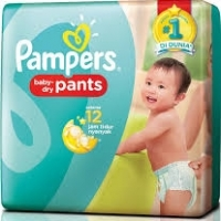 Procter & Gamble Pampers Baby Diapers
